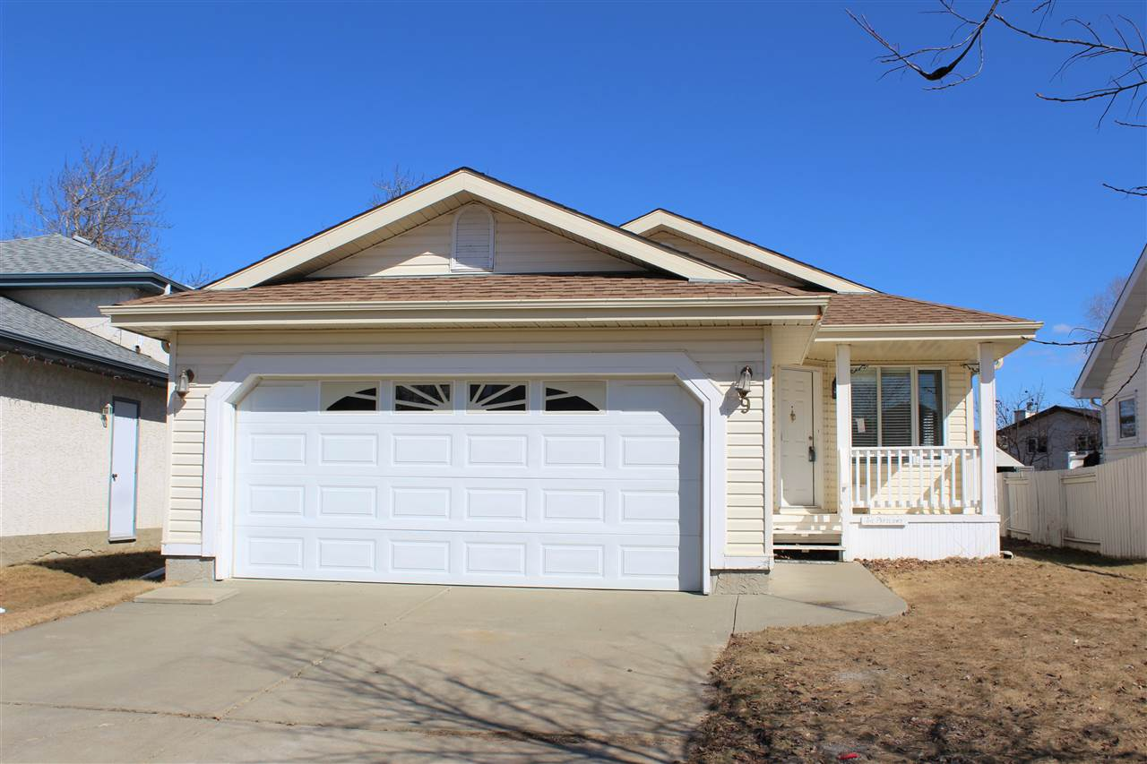 FEATURED LISTING: 9 Delage Crescent St. Albert