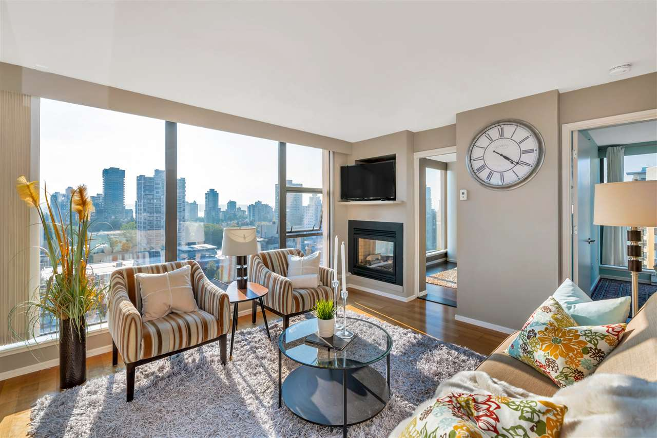 FEATURED LISTING: 1602 - 1723 ALBERNI Street Vancouver