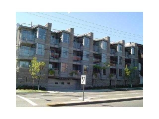 "Main Photo: # 4 1250 W 6TH AV in Vancouver: Fairview VW Condo  in ""THE SILVER"" (Vancouver West)  : MLS® # V882345"