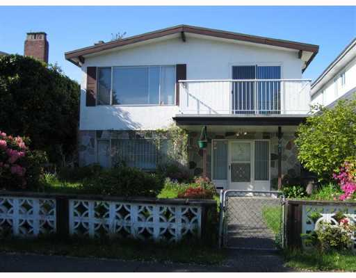"Main Photo: 981 E 58TH Avenue in Vancouver: South Vancouver House for sale in ""South Vancouver"" (Vancouver East)  : MLS®# V648848"