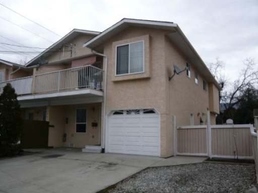 Main Photo: 102 - 1700 QUEBEC STREET in PENTICTON: Residential Attached for sale : MLS® # 137387