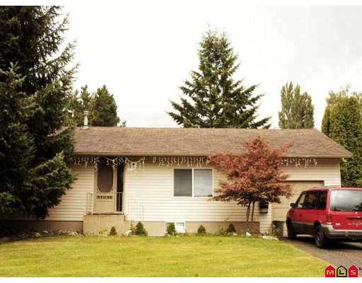 Main Photo: 32122 PINEVIEW Avenue in Abbotsford: Abbotsford West House for sale : MLS(r) # F2720904