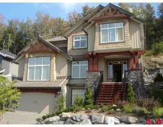 "Main Photo: 3504 APPLEWOOD Drive in Abbotsford: Abbotsford East House for sale in ""Highlands"" : MLS® # F2724043"