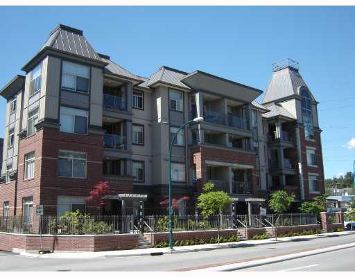 "Main Photo: 410 2330 WILSON Avenue in Port_Coquitlam: Central Pt Coquitlam Condo for sale in ""SHAUGHNESSY WEST"" (Port Coquitlam)  : MLS® # V698255"