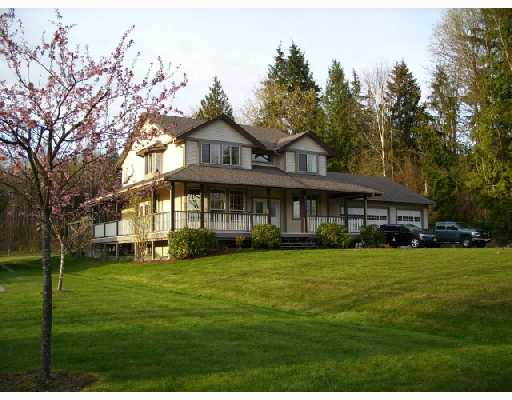 Main Photo: 25187 130TH Avenue in Maple_Ridge: Websters Corners House for sale (Maple Ridge)  : MLS® # V703557