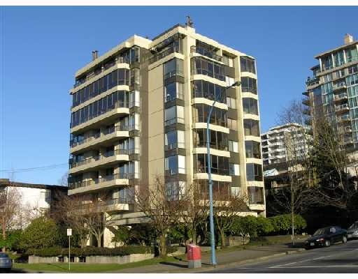 Main Photo: 601 505 Lonsdale Avenue in North Vancouver: Lower Lonsdale Condo for sale : MLS(r) # v684634