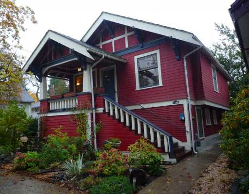 Main Photo: 1148 E 24TH Avenue in Vancouver: Knight House for sale (Vancouver East)  : MLS® # V793735