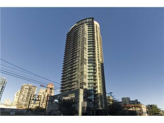 Main Photo: 1902 501 Pacific Street in Vancouver: Downtown VW Condo for sale (Vancouver West)  : MLS® # V898314