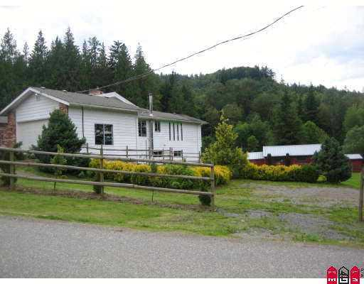 Main Photo: 5799 RYDER LAKE Road in Sardis: Ryder Lake House for sale : MLS® # H2704546