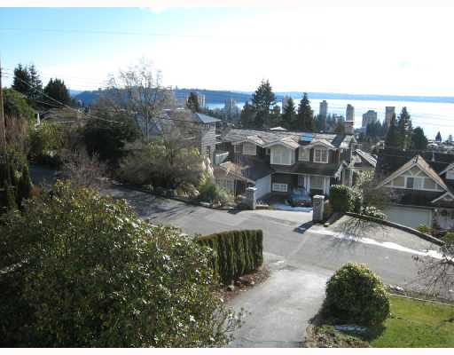 Main Photo: 2313 NELSON Avenue in West_Vancouver: Dundarave House for sale (West Vancouver)  : MLS® # V688786