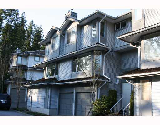 "Main Photo: 6 103 PARKSIDE Drive in Port_Moody: Heritage Mountain Townhouse for sale in ""TREE TOPS"" (Port Moody)  : MLS® # V693748"
