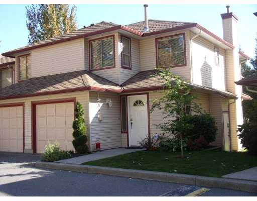 "Main Photo: 41 21960 RIVER Road in Maple Ridge: West Central Townhouse for sale in ""FOXBOROUGH HILLS"" : MLS® # V793861"