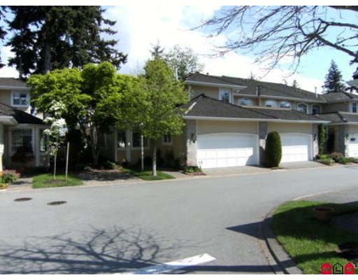 "Main Photo: 72 2500 152ND Street in Surrey: King George Corridor Townhouse for sale in ""THE PENINSULA"" (South Surrey White Rock)  : MLS® # F2925086"
