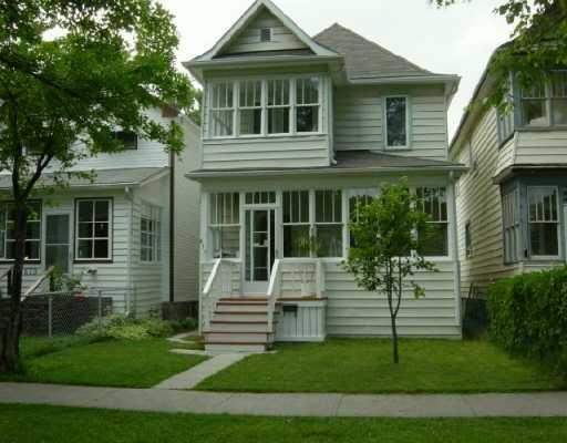 Main Photo: 677 FLEET Avenue in Winnipeg: Fort Rouge / Crescentwood / Riverview Single Family Detached for sale (South Winnipeg)  : MLS® # 2510920