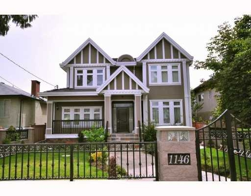 Main Photo: 1146 E 53rd Ave in Vancouver: South Vancouver House for sale (Vancouver East)