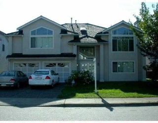 Main Photo: 1373 EL CAMINO Drive in Coquitlam: Hockaday House for sale : MLS®# V663383