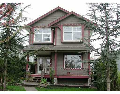 Main Photo: 720 1ST Street in New_Westminster: GlenBrooke North House for sale (New Westminster)  : MLS(r) # V676099
