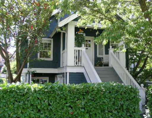 Main Photo: 136 W 14TH AV in Vancouver: Mount Pleasant VW Townhouse for sale (Vancouver West)  : MLS® # V609100