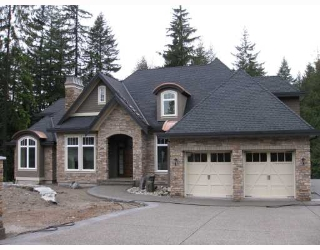 "Main Photo: 157 DOGWOOD DR: Anmore House for sale in ""DOGWWOOD ESTATES"" (Port Moody)  : MLS® # V801911"