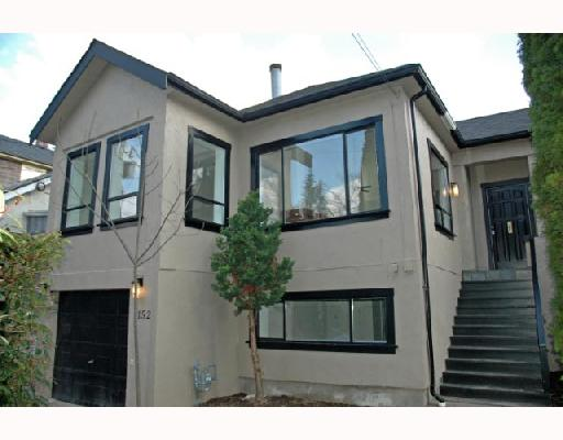Main Photo: 1152 LILY Street in Vancouver: Grandview VE House for sale (Vancouver East)  : MLS® # V692376