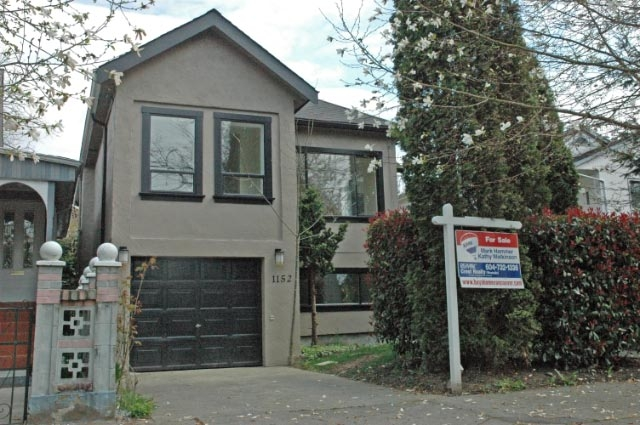 Photo 2: 1152 LILY Street in Vancouver: Grandview VE House for sale (Vancouver East)  : MLS® # V692376