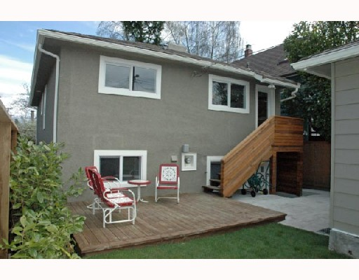 Photo 19: 4941 PRINCE ALBERT Street in Vancouver: Fraser VE House for sale (Vancouver East)  : MLS® # V702108