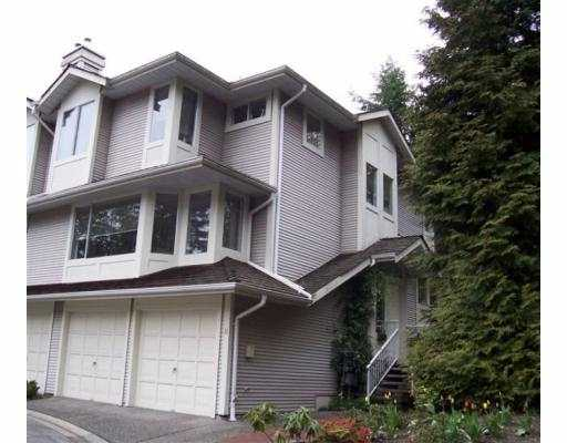 "Main Photo: 11 103 PARKSIDE DR in Port Moody: Heritage Mountain Townhouse for sale in ""TREETOPS"" : MLS® # V586149"