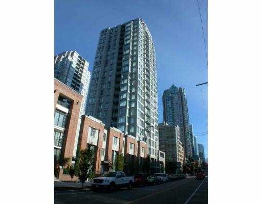 "Main Photo: 505 1001 HOMER Street in Vancouver: Downtown VW Condo for sale in ""THE BENTLEY"" (Vancouver West)  : MLS® # V674357"