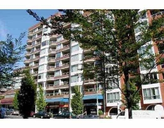 "Main Photo: # 609 1330 HORNBY ST in Vancouver: Downtown VW Condo for sale in ""HORNBY COURT"" (Vancouver West)  : MLS® # V676200"
