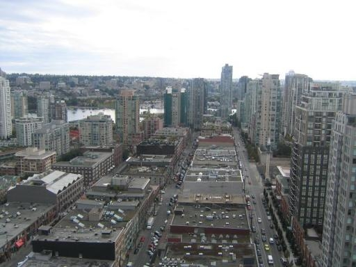 Main Photo: # 3001 928 HOMER ST in Vancouver: Condo for sale : MLS(r) # V692893