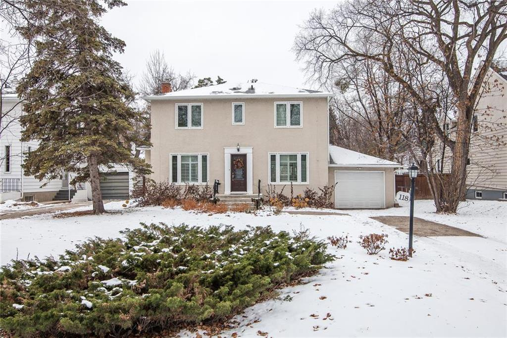 FEATURED LISTING: 118 Chataway Boulevard Winnipeg
