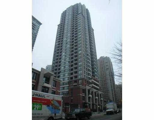 Main Photo: 1210 909  Mainland Street in Vancouver: Downtown VW Condo for sale (Vancouver West)  : MLS(r) # V631308