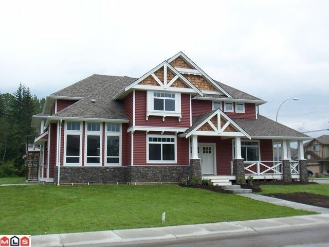 Main Photo: 32603 Egglestone Avenue in Mission: House for sale : MLS® # f1014955