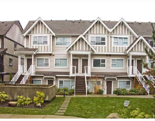 "Main Photo: 45 730 FARROW Street in Coquitlam: Coquitlam West Townhouse for sale in ""FARROW RIDGE"" : MLS® # V685814"