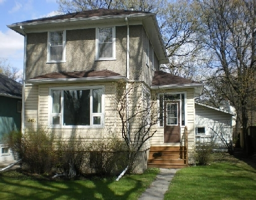 Main Photo: 340 Beaverbrook Street in WINNIPEG: River Heights / Tuxedo / Linden Woods Single Family Detached for sale (South Winnipeg)  : MLS(r) # 2908403