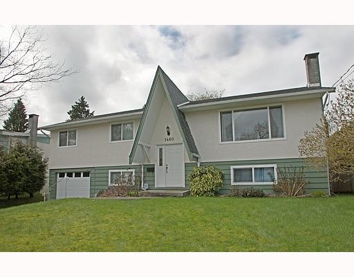 Main Photo: 1460 STEWART Place in Port Coquitlam: Mary Hill House for sale : MLS®# V639003