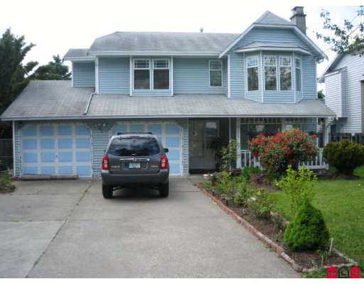 Main Photo: 8905 156A Street in Surrey: Fleetwood Tynehead House for sale : MLS®# F2713954