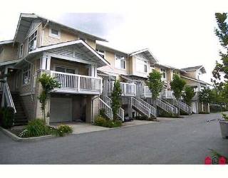 "Main Photo: 73 7179 201ST Street in Langley: Willoughby Heights Townhouse for sale in ""Denim"" : MLS® # F2716651"