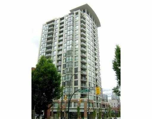 "Main Photo: 212 1082 SEYMOUR Street in Vancouver: Downtown VW Condo for sale in ""FREESIA"" (Vancouver West)  : MLS(r) # V668613"