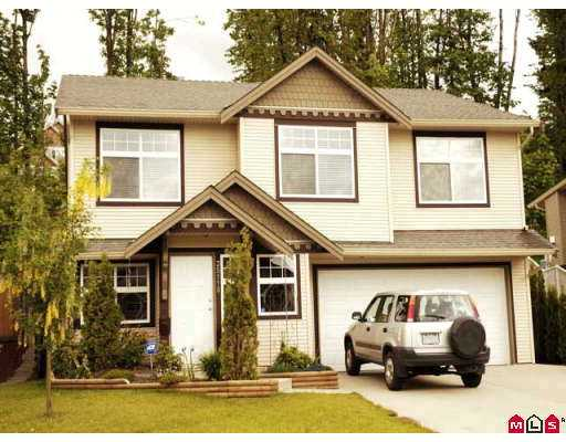 "Main Photo: 35118 LABURNUM Ave in Abbotsford: Abbotsford East House for sale in ""Clayburn Ridge"" : MLS®# F2710869"