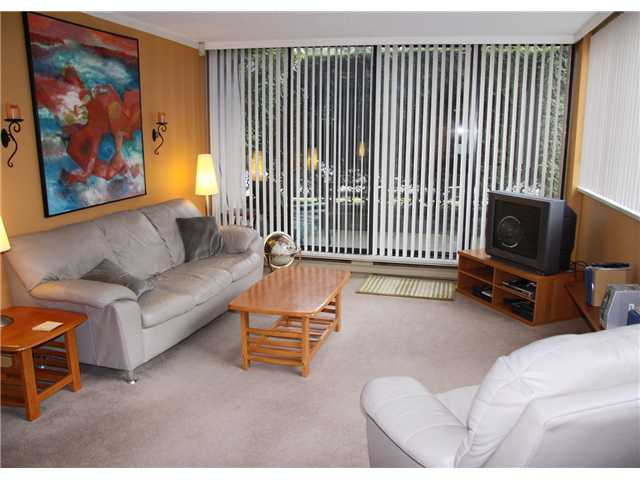 "Main Photo: # 107 3970 CARRIGAN CT in Burnaby: Government Road Condo for sale in ""DISCOVERY TOWER II"" (Burnaby North)  : MLS(r) # V914020"