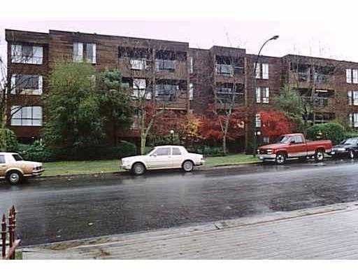 Main Photo: 405 2920 ASH ST in Vancouver: Fairview VW Condo for sale (Vancouver West)  : MLS(r) # V613528
