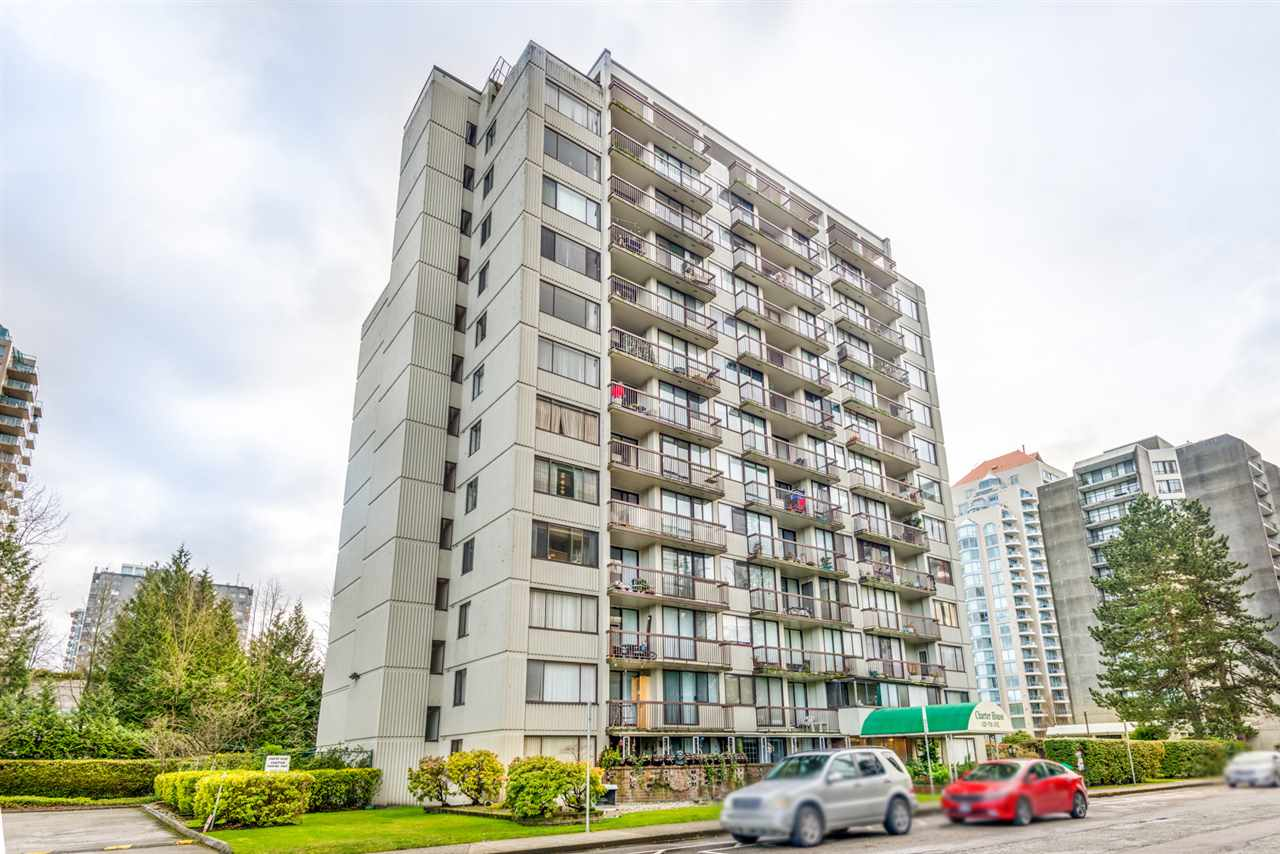 FEATURED LISTING: 703 620 SEVENTH Avenue New Westminster
