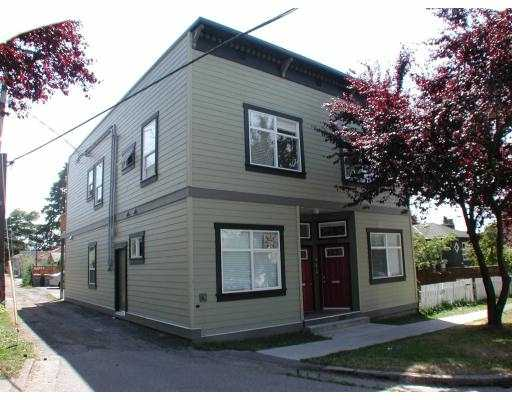 "Main Photo: 848 E 28TH Avenue in Vancouver: Fraser VE House Triplex for sale in ""VVEFR"" (Vancouver East)  : MLS®# V659188"
