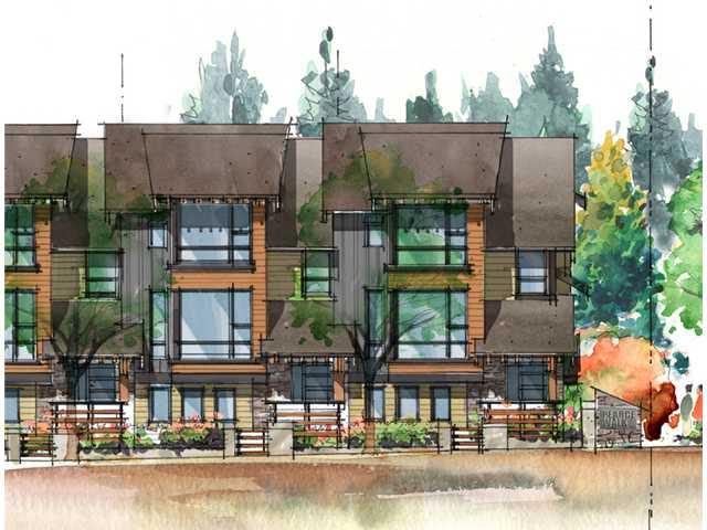 "Photo 2: # 8 897 PREMIER ST in North Vancouver: Lynnmour Townhouse for sale in ""Legacy at Natures Edge"" : MLS(r) # V900243"