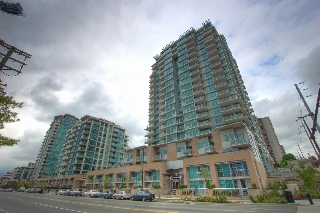 Main Photo: 1807 188 E Esplanade in North Vancouver: Lower Lonsdale Condo for sale : MLS®# V819529