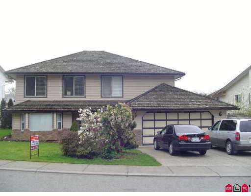 Main Photo: 30617 CURLEW Drive in Abbotsford: Abbotsford West House for sale : MLS®# F2708619