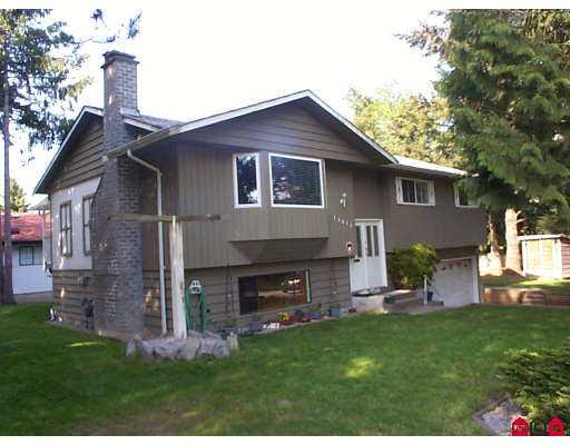 "Main Photo: 13015 LANARK Place in Surrey: Queen Mary Park Surrey House for sale in ""Queen Mary Park"" : MLS® # F2712268"