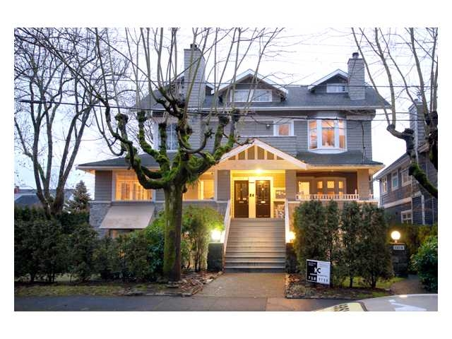 Main Photo: 1810 Collingwood in Vancouver: Kitsilano Townhouse for sale (Vancouver West)  : MLS(r) # V863956