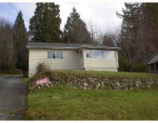 Main Photo: 5350 SUNSHINE COAST Highway in Sechelt: Sechelt District House for sale (Sunshine Coast)  : MLS®# V683427